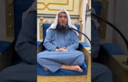 Embedded thumbnail for جهود المملكة في محاربة الافكار الضالة لفضيلة الشيخ : عبدالعزيز حواس الشمري